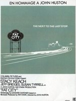 Fat City movie poster (1972) picture MOV_d0155840