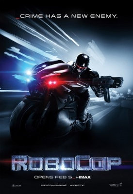 RoboCop movie poster (2014) poster MOV_d01560b8