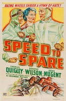 Speed to Spare movie poster (1937) picture MOV_d0172eda
