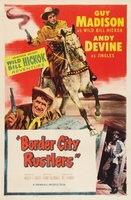 Border City Rustlers movie poster (1953) picture MOV_d02119cd