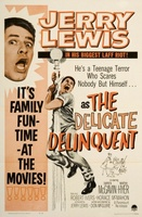 The Delicate Delinquent movie poster (1957) picture MOV_d0255fd9