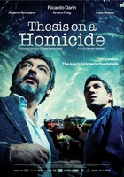 Tesis sobre un homicidio movie poster (2013) picture MOV_d0315341