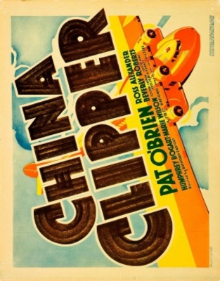 China Clipper movie poster (1936) poster MOV_d032e1ec