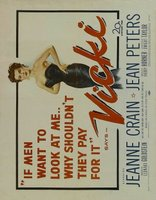 Vicki movie poster (1953) picture MOV_d03451b6