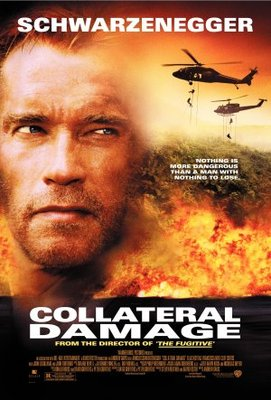 Collateral Damage movie poster (2002) poster MOV_d035ba34