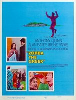 Alexis Zorbas movie poster (1964) picture MOV_5cc5e4e5