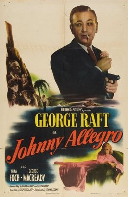 Johnny Allegro movie poster (1949) poster MOV_d03b03a3