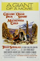Mackenna's Gold movie poster (1969) picture MOV_d03c8c29