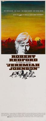 Jeremiah Johnson movie poster (1972) poster MOV_d03d0a28