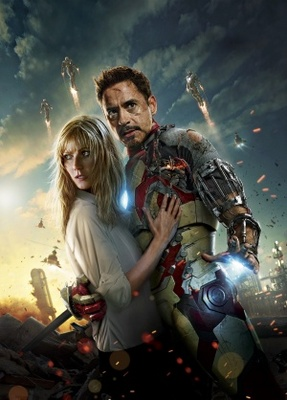 Iron Man 3 movie poster (2013) poster MOV_d0417a07