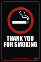 Thank You For Smoking movie poster (2005) picture MOV_d042606a
