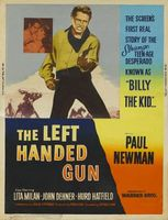 The Left Handed Gun movie poster (1958) picture MOV_d0448061