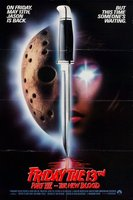 Friday the 13th Part VII: The New Blood movie poster (1988) picture MOV_d04708e5