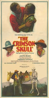 The Crimson Skull movie poster (1921) poster MOV_d0476ca4