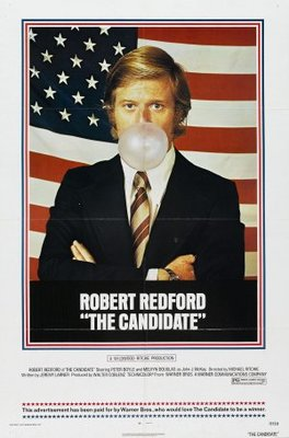 The Candidate movie poster (1972) poster MOV_d05392ea