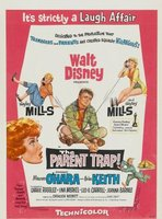 The Parent Trap movie poster (1961) picture MOV_d054ef7c