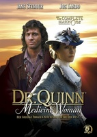 Dr. Quinn, Medicine Woman movie poster (1993) picture MOV_d056200c
