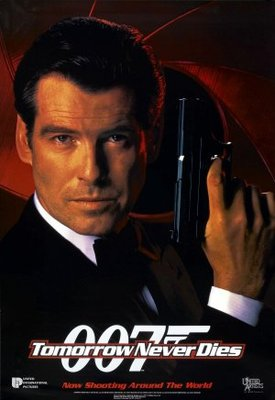 Tomorrow Never Dies movie poster (1997) poster MOV_d063ada9