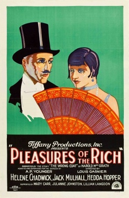 Pleasures of the Rich movie poster (1926) poster MOV_d06661ac