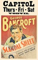 Scandal Sheet movie poster (1931) picture MOV_d067a5c9