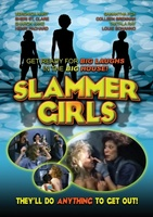 Slammer Girls movie poster (1987) picture MOV_d06bac79