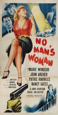 No Man's Woman movie poster (1955) poster MOV_d06c348d