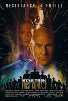 Star Trek: First Contact movie poster (1996) picture MOV_d06c9863