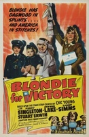 Blondie for Victory movie poster (1942) picture MOV_d0726c45