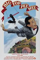 Big Top Pee-wee movie poster (1988) picture MOV_d07daeb1