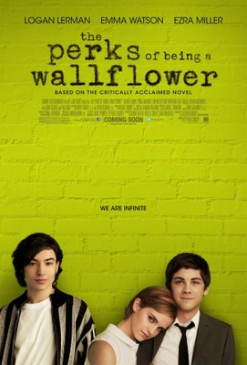 The Perks of Being a Wallflower movie poster (2012) poster MOV_d07f5f2a