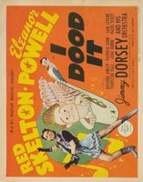 I Dood It movie poster (1943) picture MOV_d086efe9