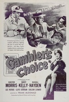Gambler's Choice movie poster (1944) picture MOV_d089e5e3