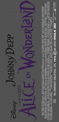Alice in Wonderland movie poster (2010) poster MOV_d08b3679
