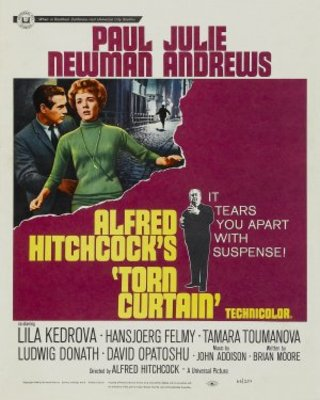 Torn Curtain movie poster (1966) poster MOV_d08e8aca