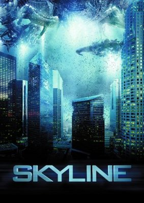 Skyline movie poster (2010) poster MOV_d08f5d87