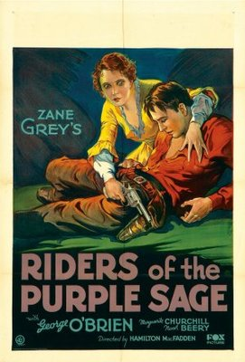 Riders of the Purple Sage movie poster (1931) poster MOV_d090a4cf