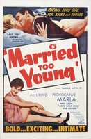 Married Too Young movie poster (1962) picture MOV_d094909d