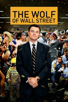 The Wolf of Wall Street movie poster (2013) poster MOV_d096a759