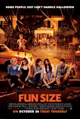 Fun Size movie poster (2012) poster MOV_d099863c