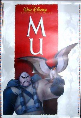 Mulan movie poster (1998) poster MOV_d09adff5