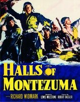 Halls of Montezuma movie poster (1950) picture MOV_d09cb206