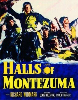 Halls of Montezuma movie poster (1950) poster MOV_d09cb206