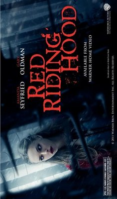 Red Riding Hood movie poster (2011) poster MOV_d0a6bc11