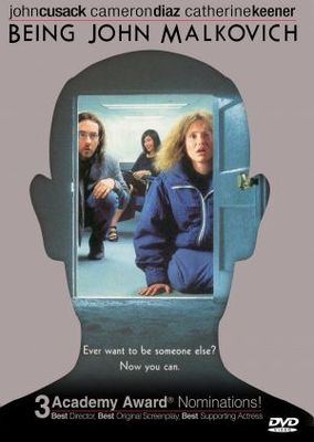 Being John Malkovich movie poster (1999) poster MOV_d0a9067a