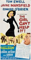 The Girl Can't Help It movie poster (1956) picture MOV_d0b0b5a4