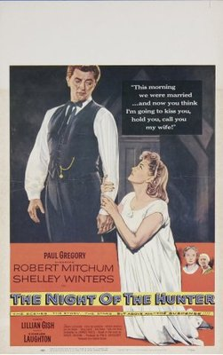 The Night of the Hunter movie poster (1955) poster MOV_d0b2422d