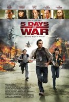 5 Days of War movie poster (2011) picture MOV_d0b30c6c