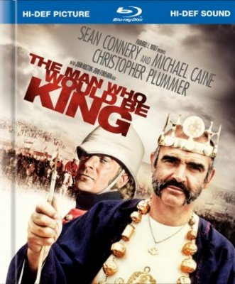 The Man Who Would Be King movie poster (1975) poster MOV_d0b9817d
