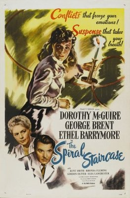 The Spiral Staircase movie poster (1946) poster MOV_d0bb5b50