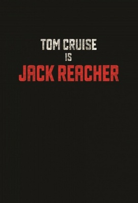 Jack Reacher movie poster (2012) poster MOV_d0c0ee80